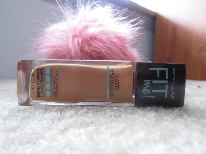 Maybelline Fit Me Foundation |Review