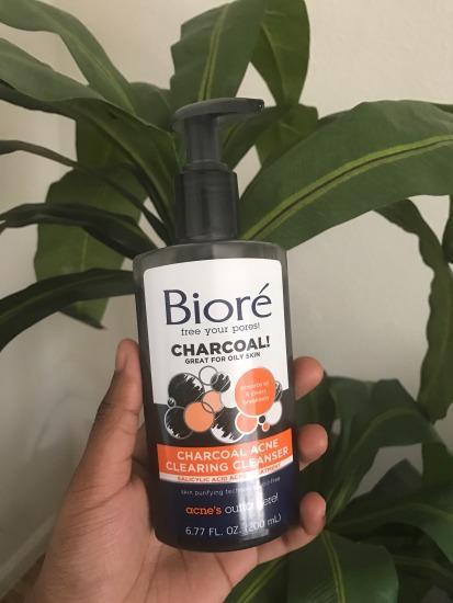 Biore Cleanser
