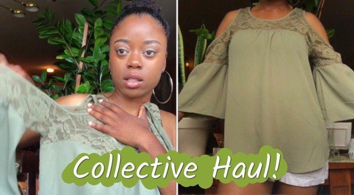 Collective Haul! | Forever 21, GAP, Michael Kors, Fashion Nova & More!